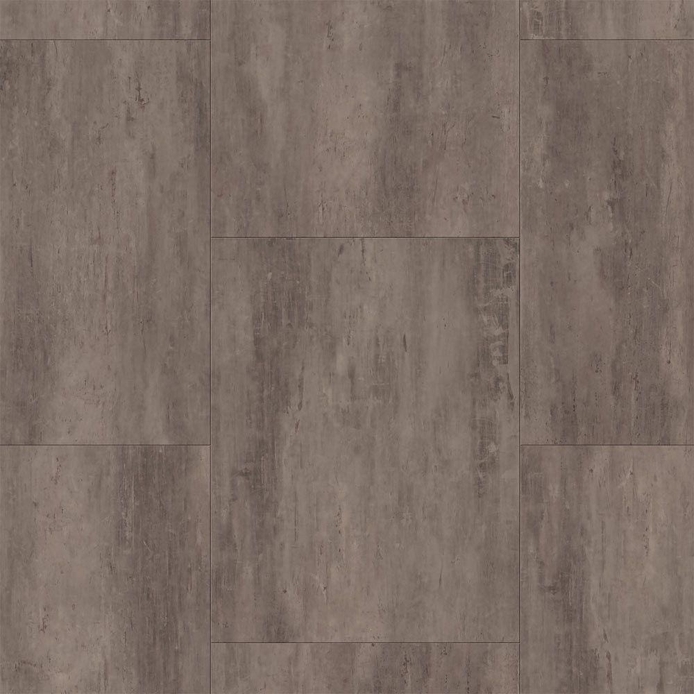 Coretec Plus Large Tile Weathered Concrete 50lvt1803 Wpc Vinyl Tile Flooring Represents The Next Revolution Vinyl Tile Flooring Flooring Wood Floors Wide Plank