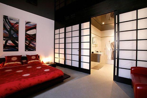 Slaapkamer Inrichten Zen : Zen decorating ideas for a soft bedroom ambience pinterest