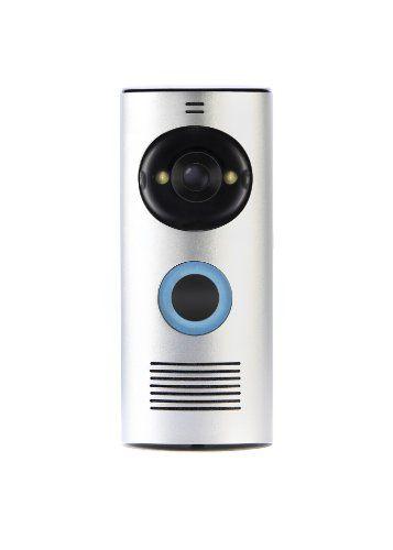 Doorbot Wi Fi Enabled Smart Doorbell Discontinued By Manufacturer Smart Doorbell Doorbell Home Automation