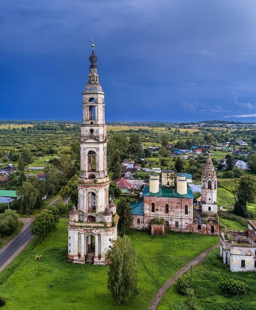 церкви ярославской области фото самых