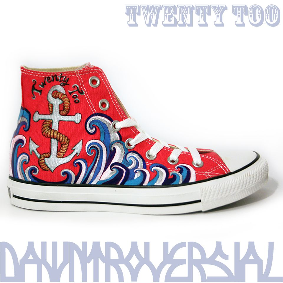 7af2ad642f3a Shoes › All Shoes › CONVERSE-ATION STARTER! Design Your Own