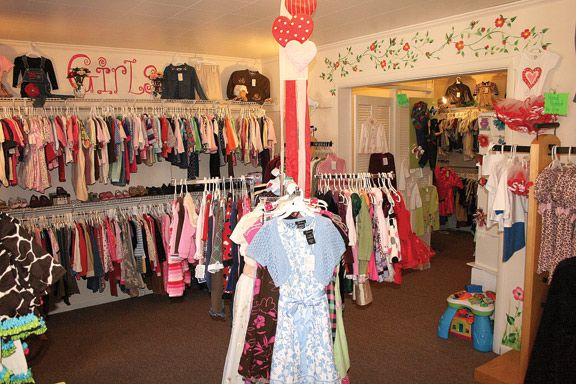 Stunning Boutique Girls Clothing