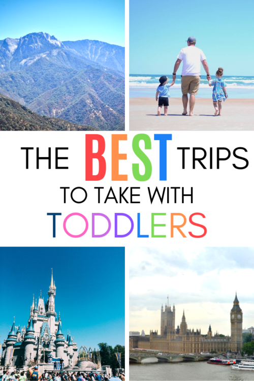 The Best Types Of Trips To Take With Toddlers A Mom Explores Toddler Vacation Kids Vacation Best Vacations With Toddlers