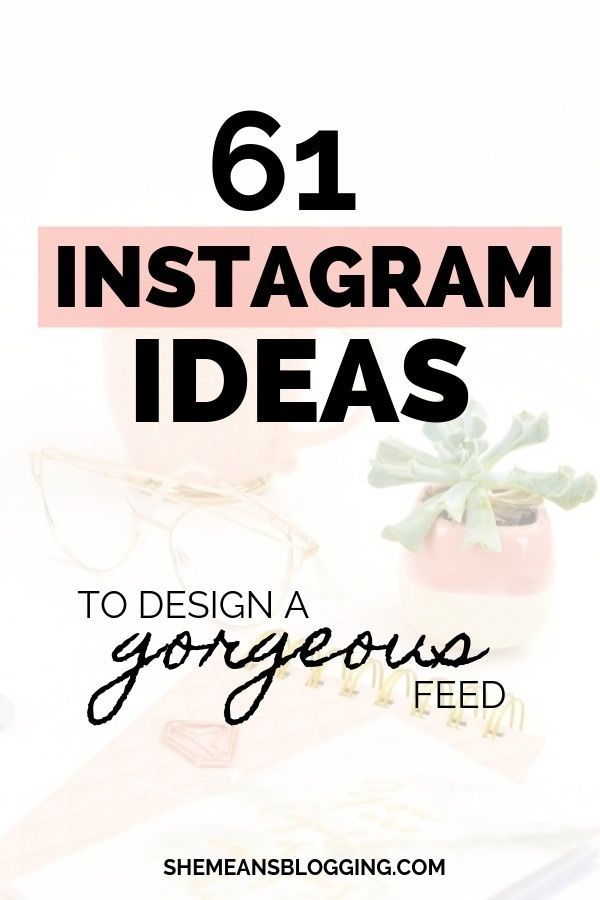 What To Post On Instagram? Grab 61 Instagram post ideas to beautify Instagram feed. Find two months of instagram content ideas and increase instagram followers. #instagram #ideas #instagramtips #instagramtipstogrow #socialmedia