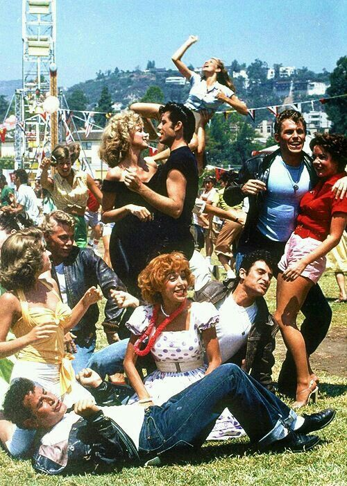 Grease the Musical We Belong Together Grease movie