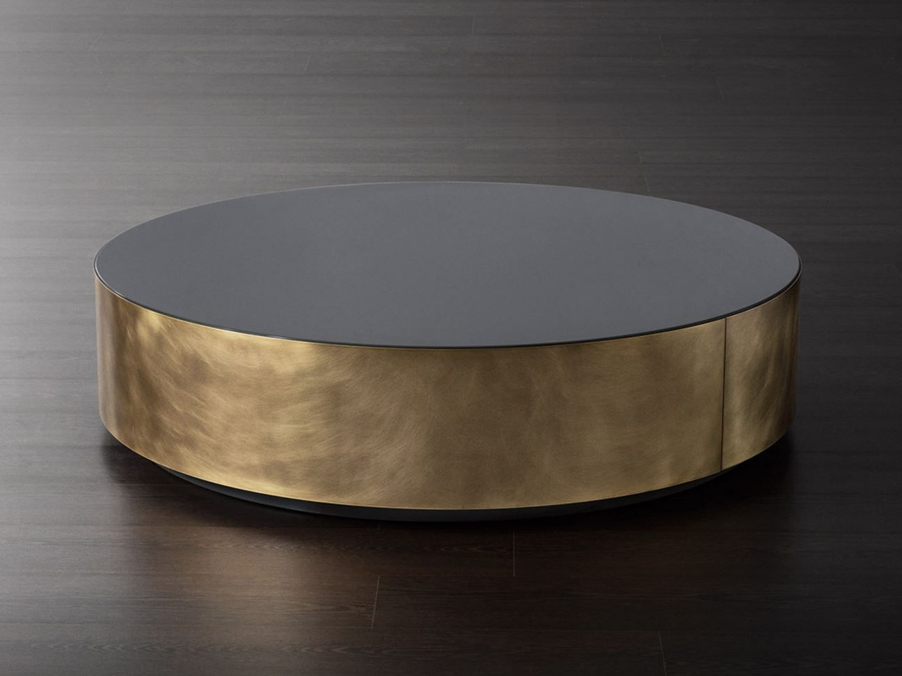 belt round coffee table by meridiani ideas for the house. Black Bedroom Furniture Sets. Home Design Ideas