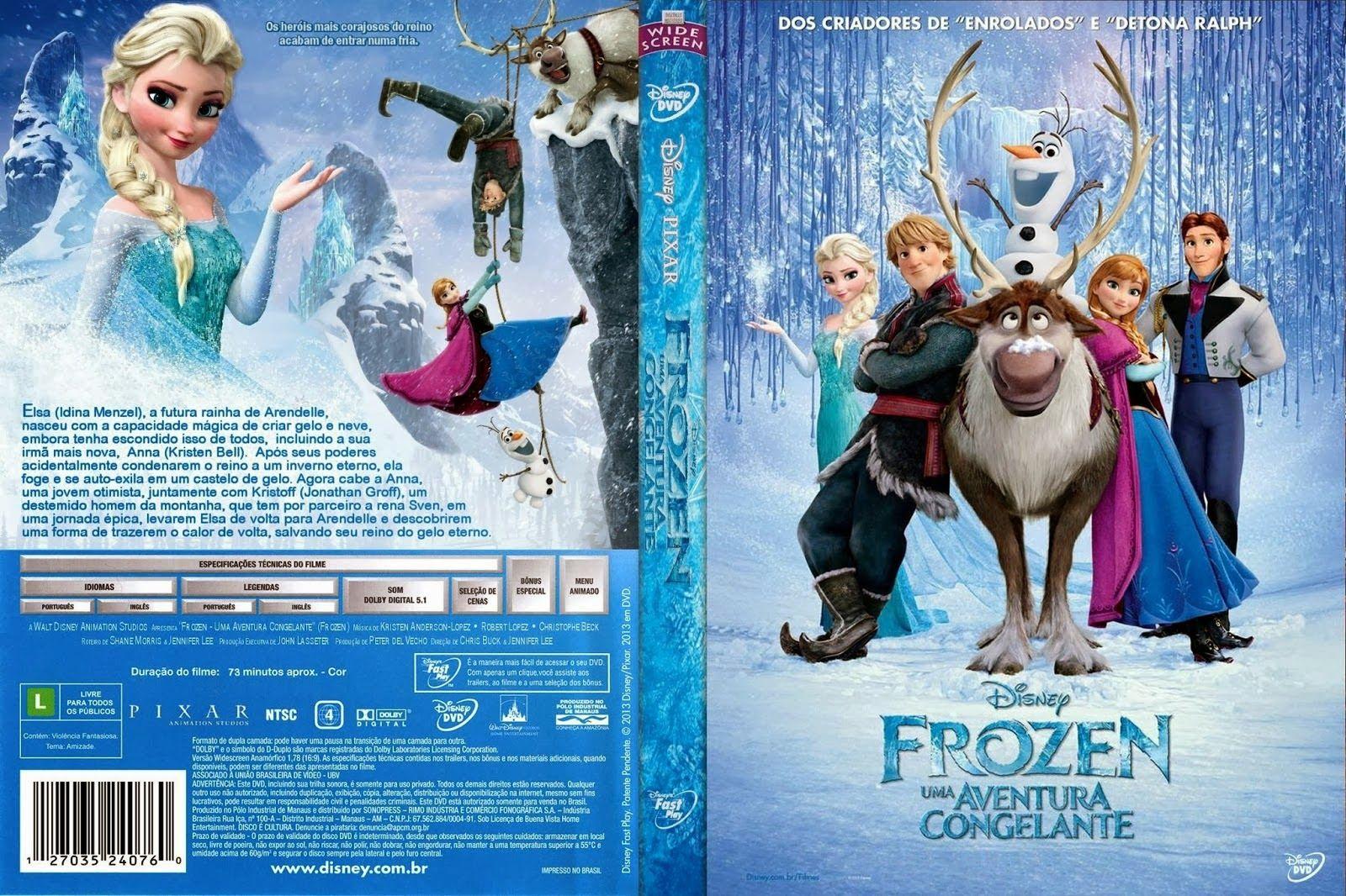 Dica Folia Festa O Filme Frozen Uma Aventura Congelante Filme