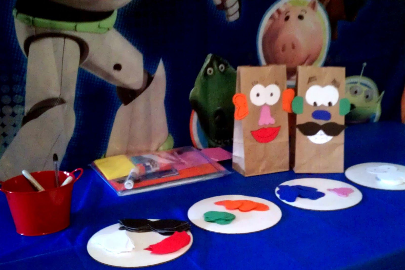 Games To Play At Toy Story Birthday Party : The foley fam unedited toy story birthday party ideas for games