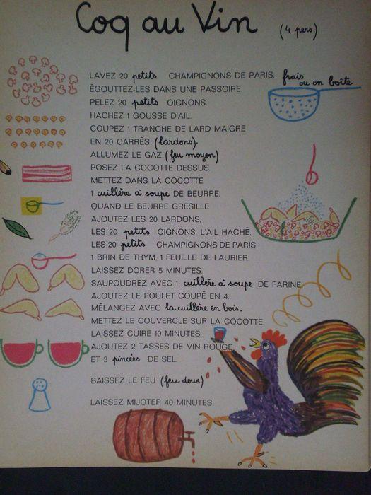 Livres de cuisine michel oliver jean cocteau la cuisine est un jeu d 39 enfants 1966 curiosa - La cuisine est un jeu d enfant ...