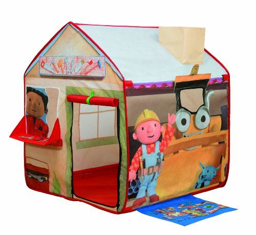 Worlds Apart Bob the Builder Play Tent  sc 1 st  Pinterest & Worlds Apart Bob the Builder Play Tent | Construction Birthday ...