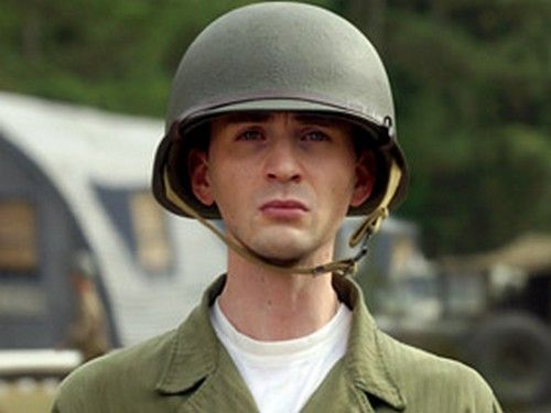 """""""I don't want to kill anyone. I don't like bullies; I don't care where they're from."""" -- Steve Rogers"""