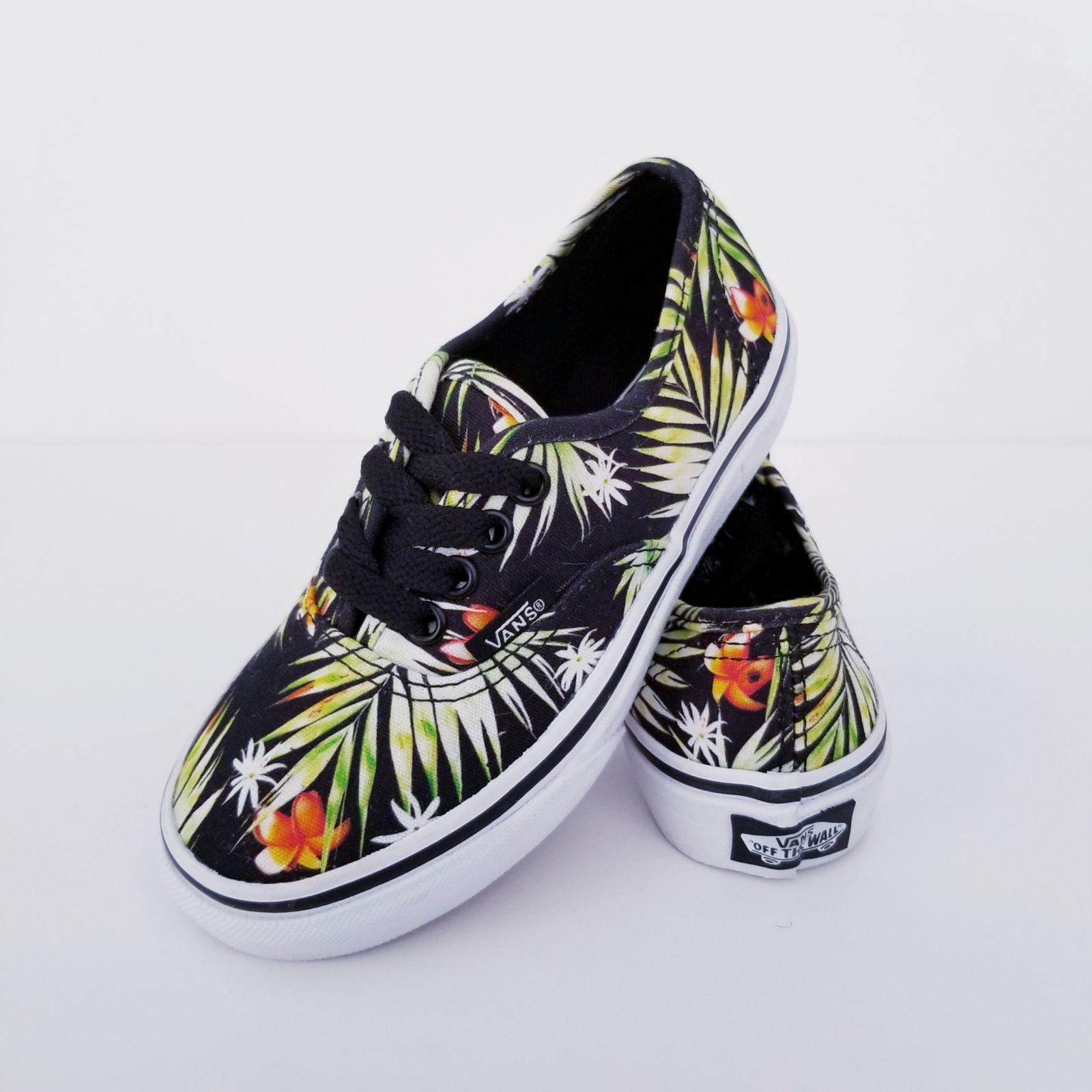 Vans Tropical Print Nice cool kicks for this summer! Boys ...