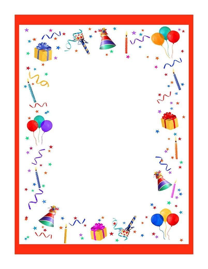 lettre anniversaire imprimable gratuitement