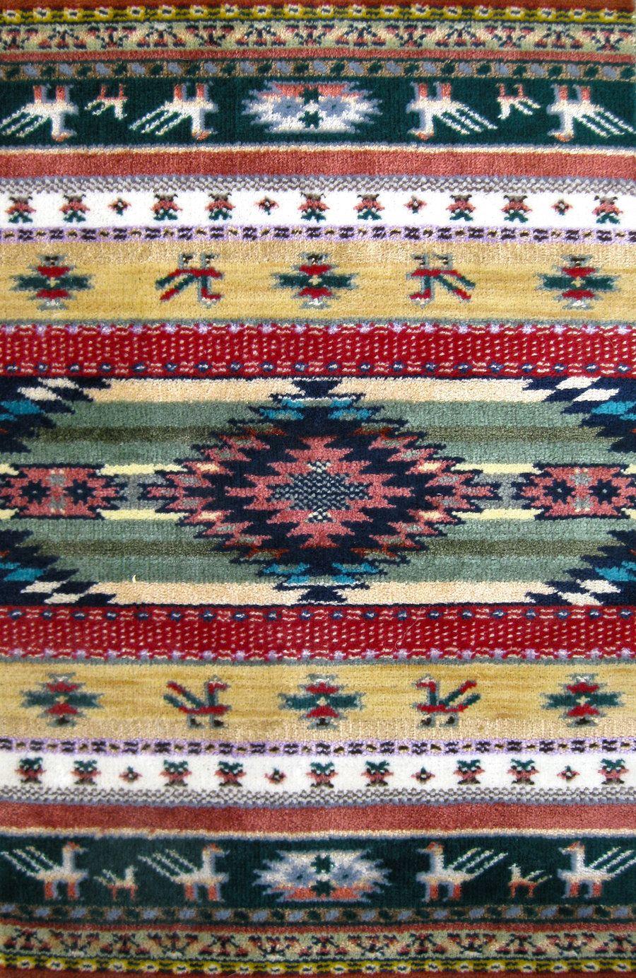 Native American Rug By Cynnalia Stock Deviantart On