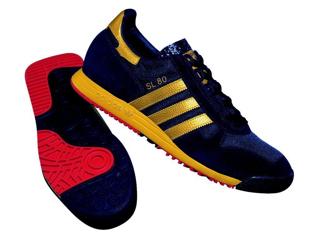 Adidas 80 Foot Navygold Sl Originals Favourite Colourway My frxSfq