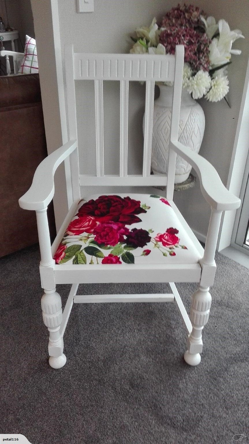 ABSOLUTELY STUNNING CHAIR Trade Me in 2019 Refurbished