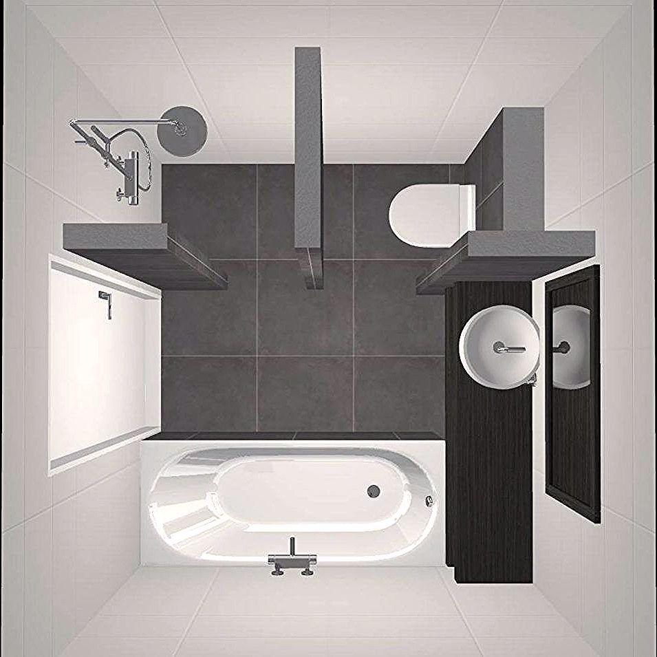 Kleine badkamer met bad én douche   Beniers Badkamers ...