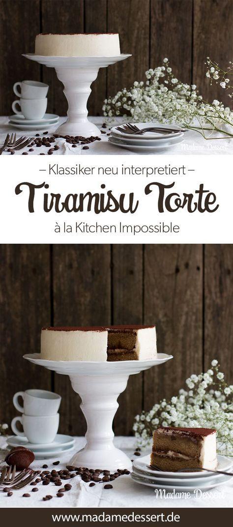 Kitchen Impossible Tiramisu
