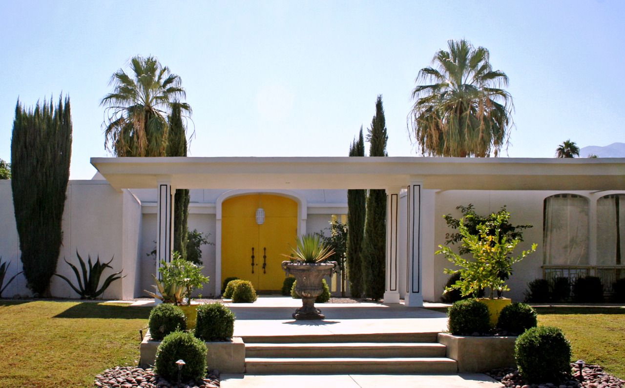 Modern Architecture Style hollywood regency architectural style - | mid century hollywood