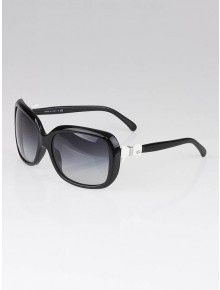 Lentes de sol Chanel Black Frame Bow  507e38869dfd