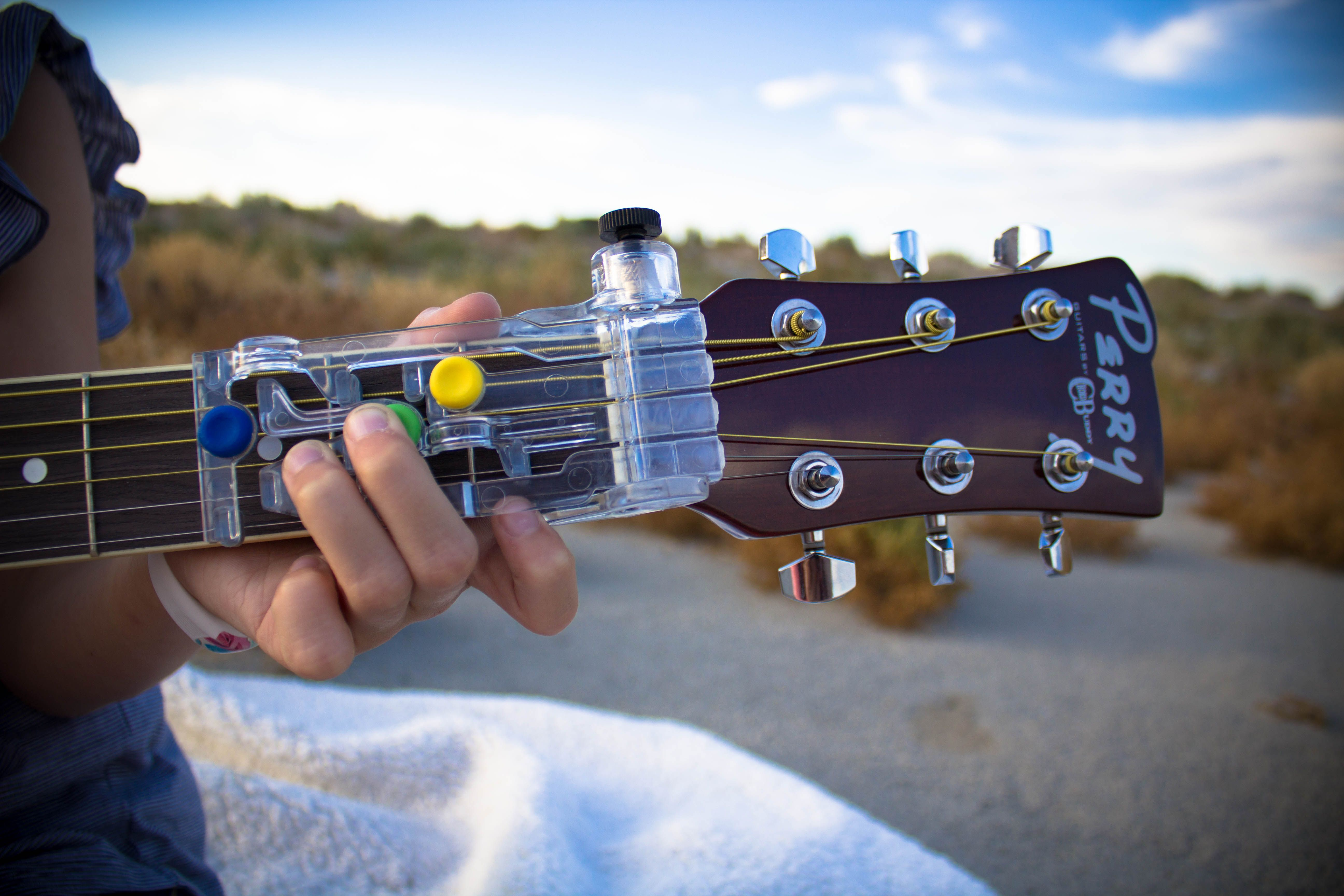 Beautiful Perry Guitar Perry Guitars Pinterest Guitar Chords