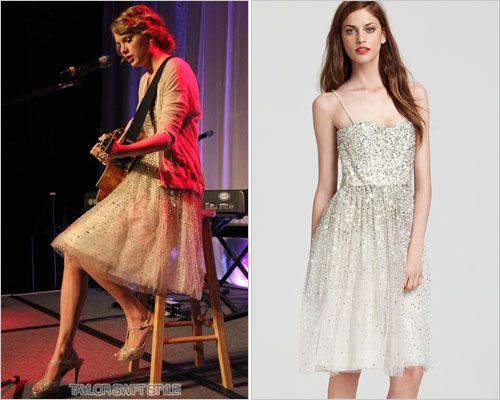 Alice + Olivia 'Tallulah Dress' - no longer available
