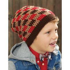 Gingham Hat Crochet Free Pattern Haken Gratis Patroon Engels