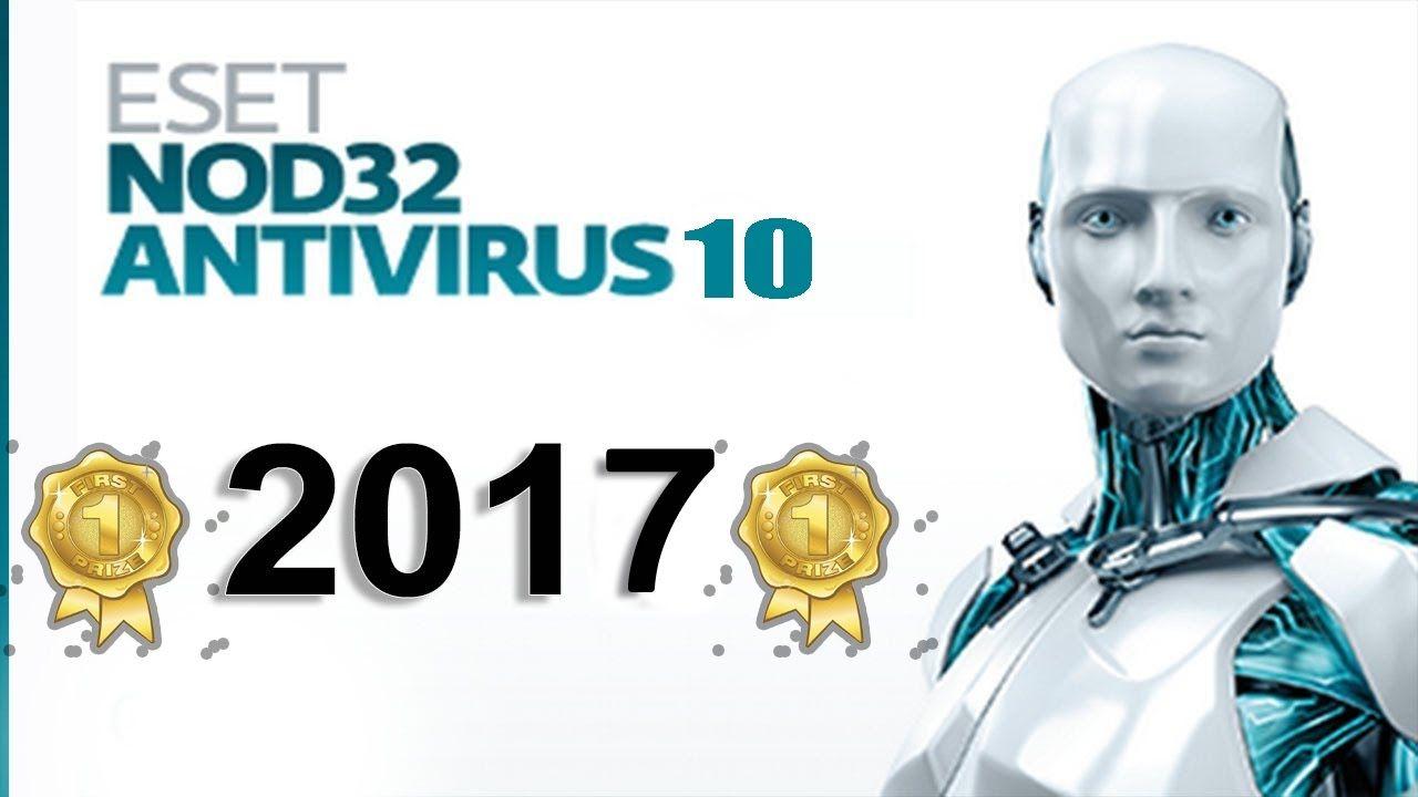 licencia eset nod32 antivirus 10