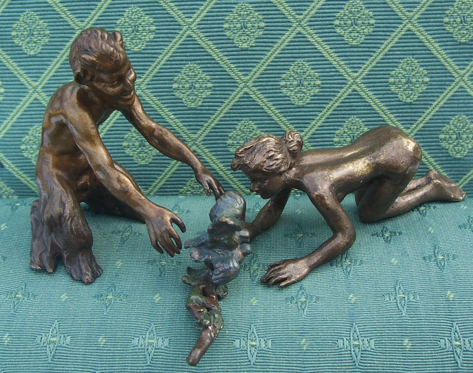 Image result for Nymphs and Satyr