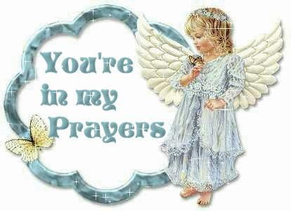 Jeanne, my prayers are with you again & always since you took ill, I pray to God you get better soon, Love you always Debbie Towsley-Durham in Brockville Ontario Canada, (((HUGS))) 3 3