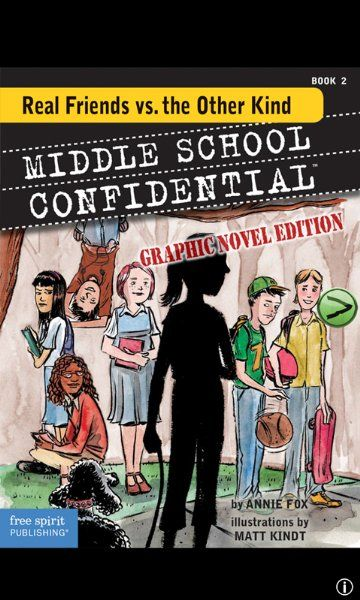 Middle School Confidential 2: Real Friends vs. the Other Kind:Amazon:Mobile Apps