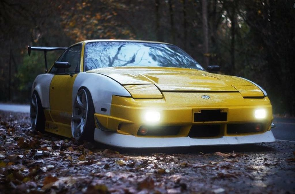 Nissan 180sx/200sx/240sx s13 sr20det type-x body kit | S13s | Nissan
