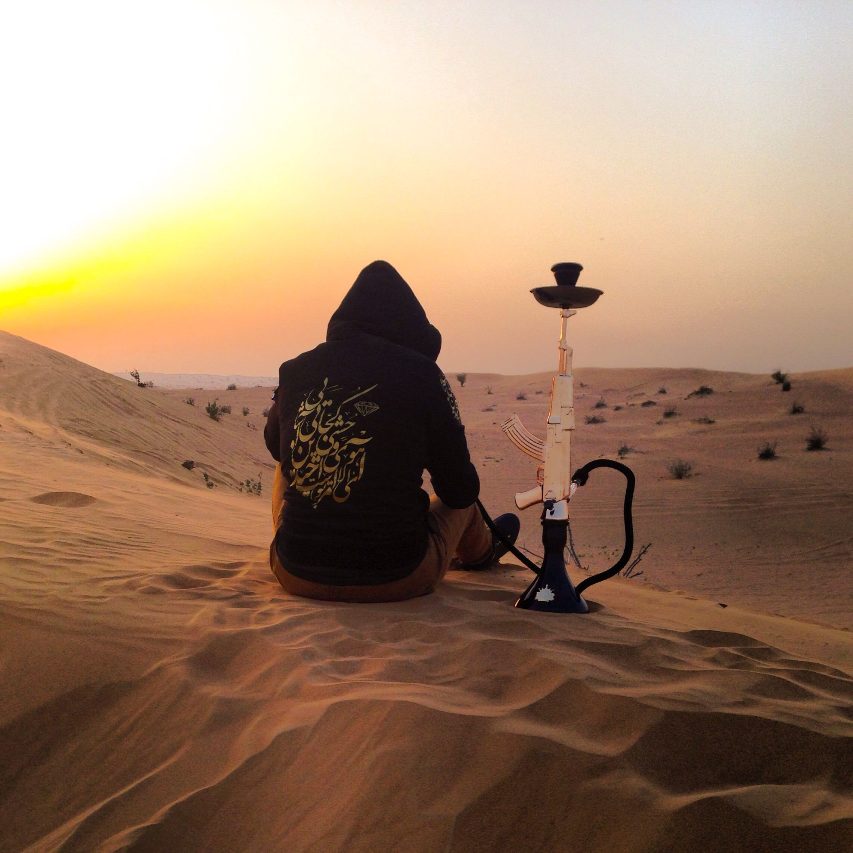 Best Places In Dubai For Shisha: Mob Hookah In Dubai Desert