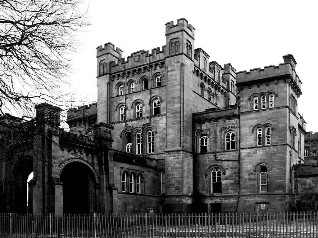 Lennox Castle Abandoned castles, Castles in scotland