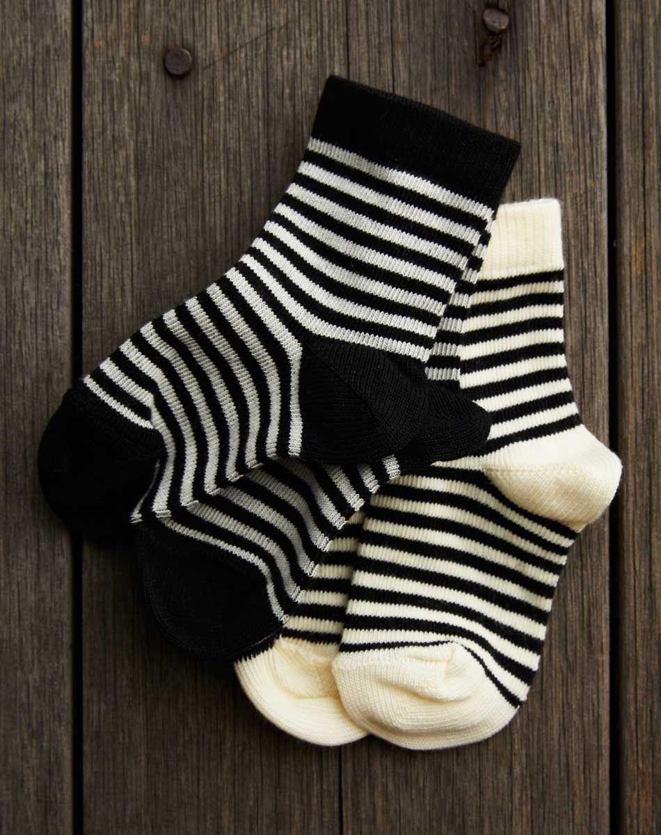 Goat Milk Kidware 100 Organic Basics Babies Kids Baby Striped Socks Baby Socks Striped Socks Socks