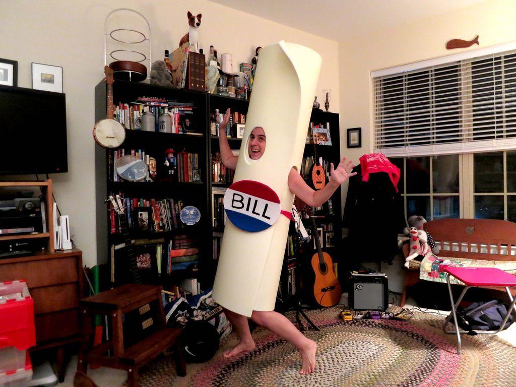 I M Just A Bill Costume