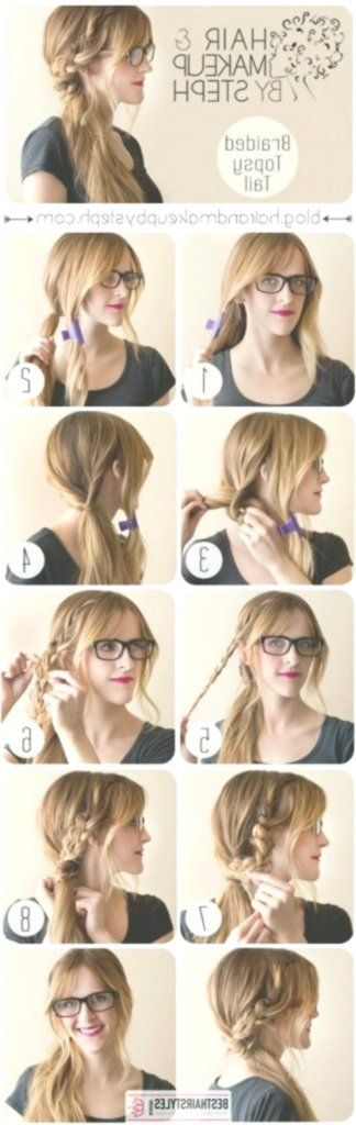 20 Amazing Step By Step Hairstyles That You Can Do In Just 5