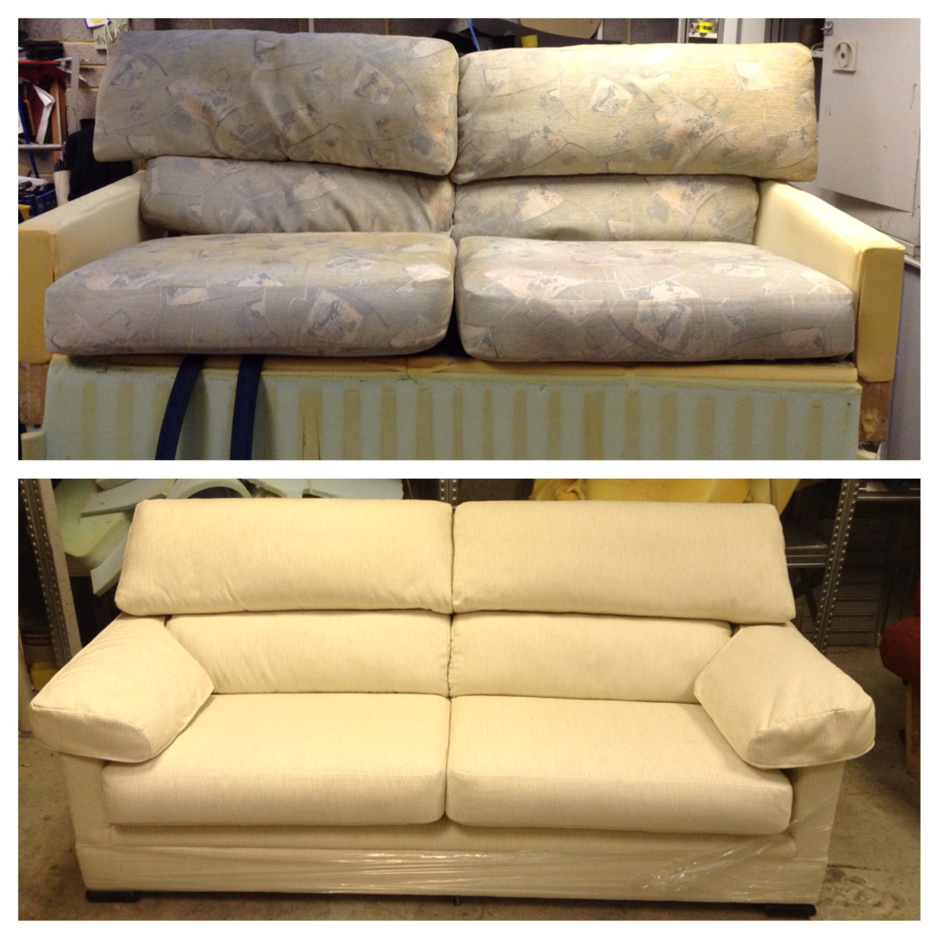 Ordinaire Do You Have An Old Sofa That Needs Modernising Like This One? Why Not Give  Us A Call On 0117 370 2745 To See If We Can Help!