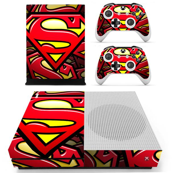 Pin On Awesome Xbox One S Skins Superhero Designs