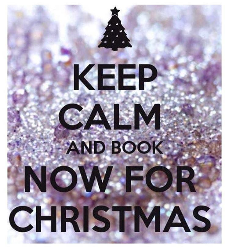 Christmas Beauty Appointments.Image Result For Book Your Christmas Hair Appointments