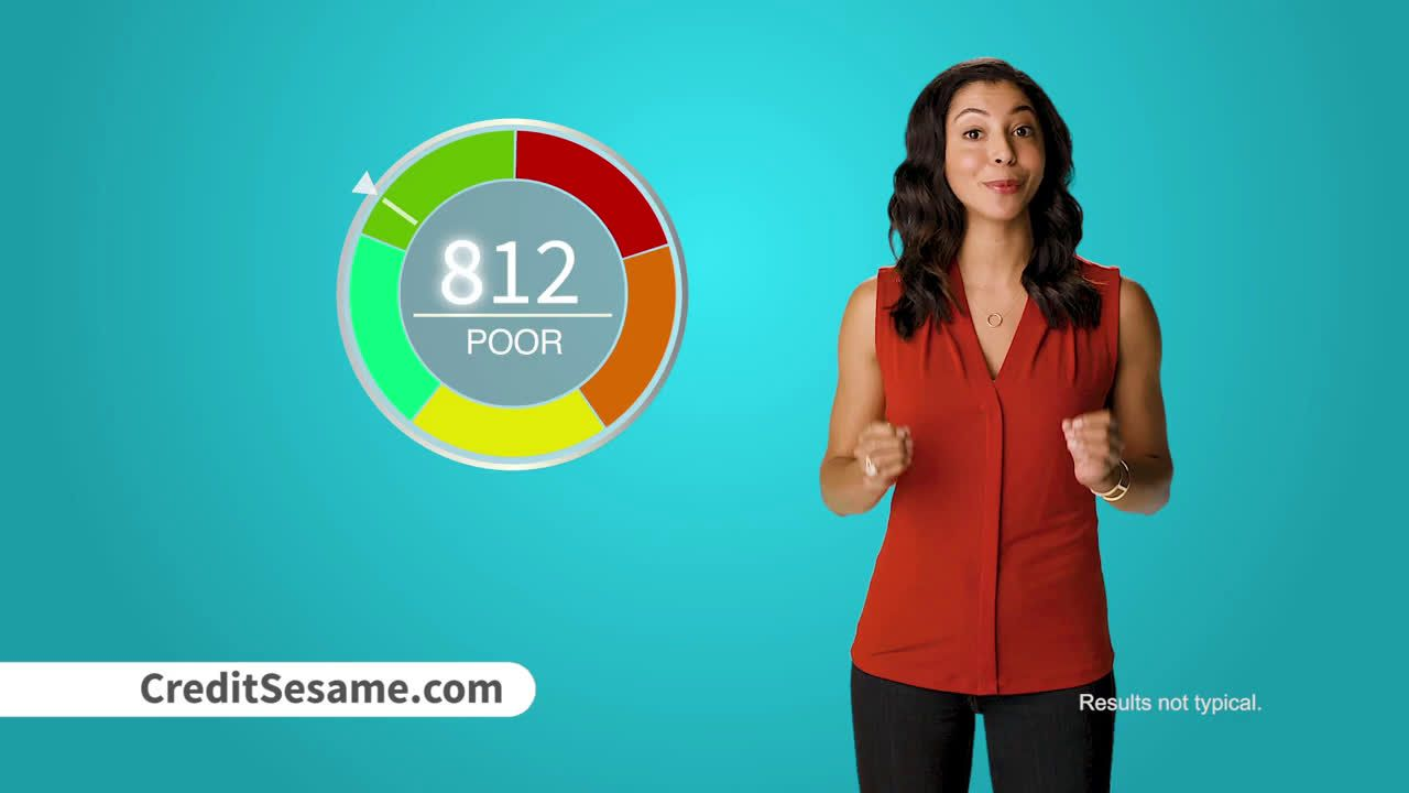 Credit Sesame It Works Ad Commercial On Tv 2019 Commercial
