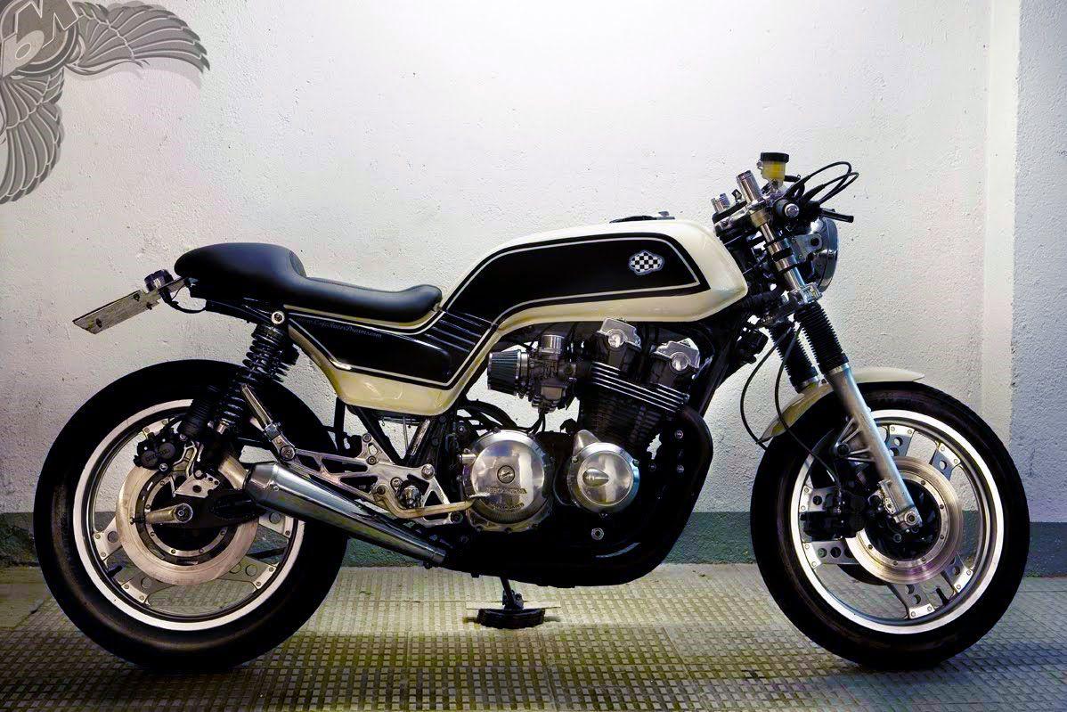 honda cb900 streetfighter | cafe racer dreams | cafe racer