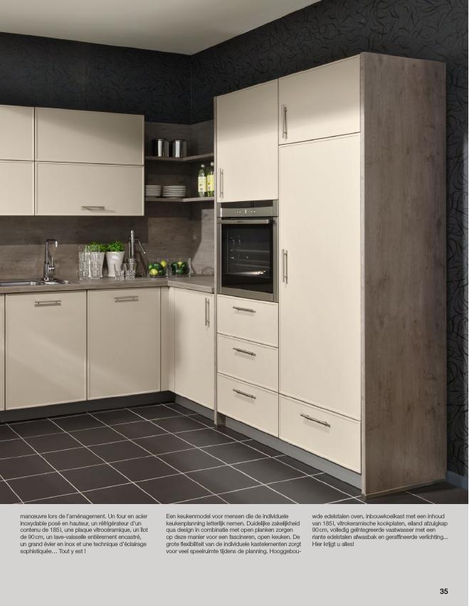 BEECK Küchen Katalog 2016 Проекты