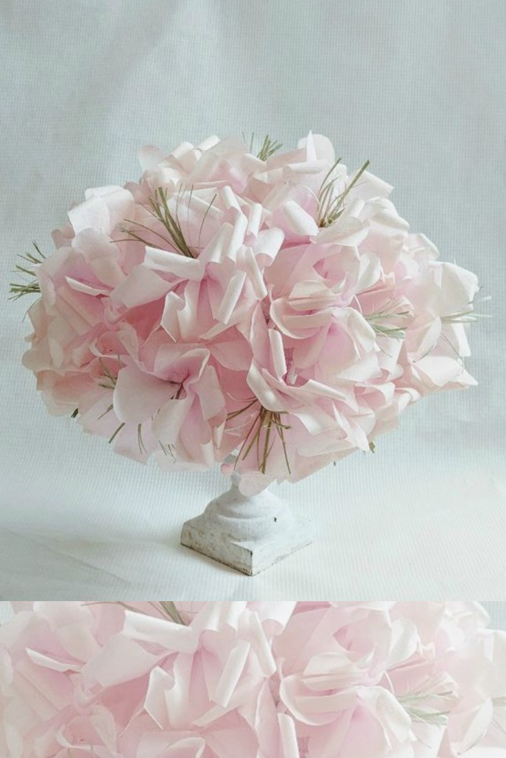 Try Easy Diy Paper Flowers For Home Decor And Events These Fantasy