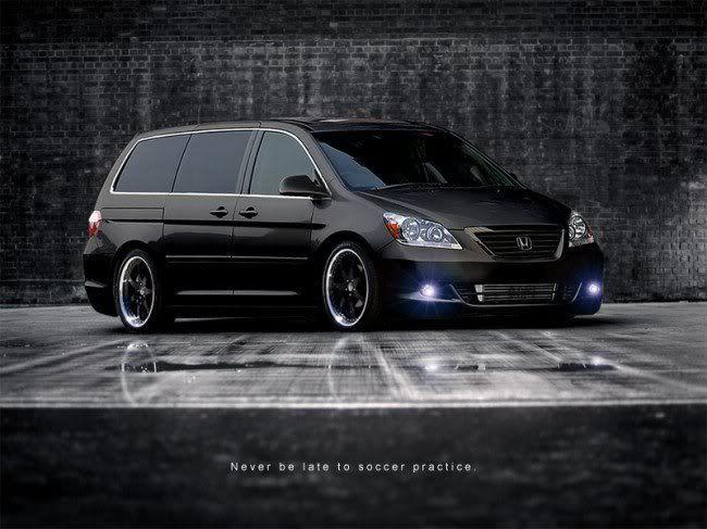 Car Image By Rob Johnson Honda Odyssey Mini Van Honda Van