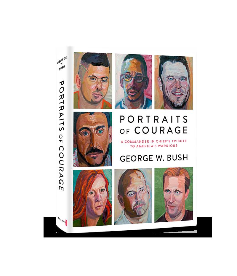 George W Bush George Books George W Bush Art