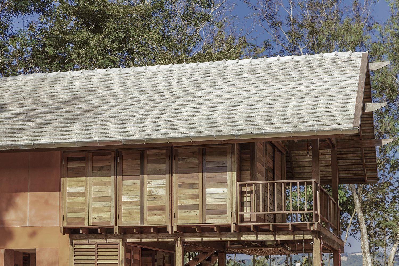 Ahsa Farmstay Creative Crews Farm Stay Traditional Building Concrete Houses