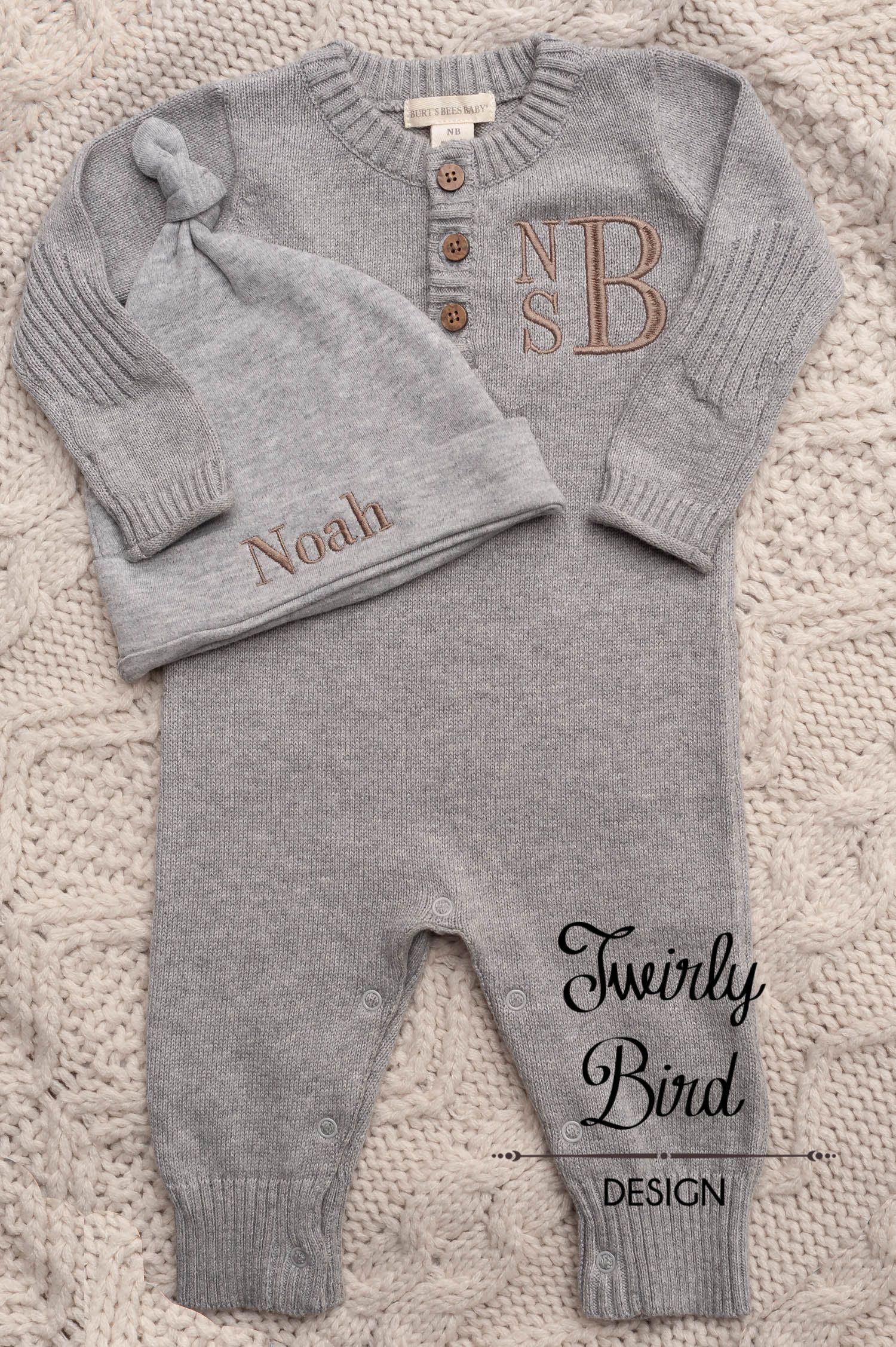 Baby Boy Coming Home Outfit Winter By Twirlybirddesign On Etsy