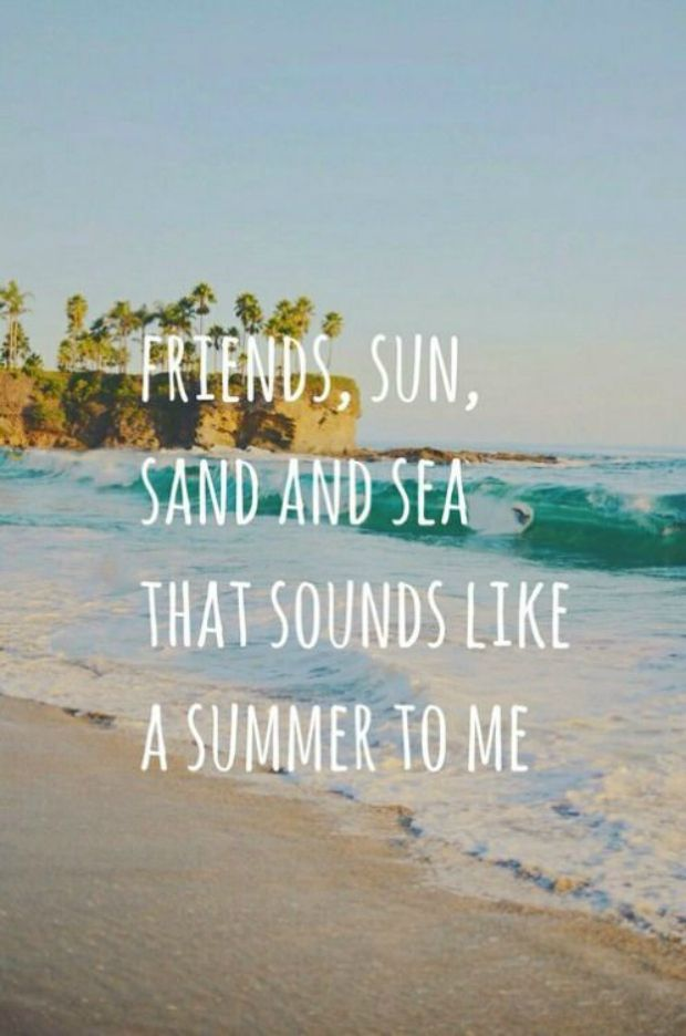 10 Best Friend Quotes To Get Your Squad Pumped Up For Summer