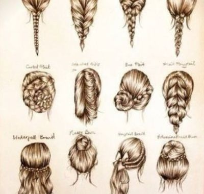 Formal Hairstyles Names | Hairstyles Ideas For Me | Pinterest ...
